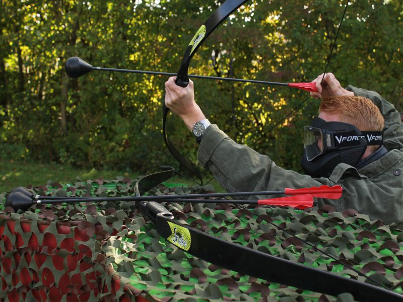 Archery Tag - Olivier Events