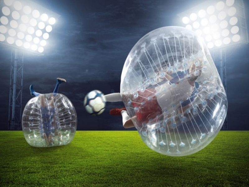 Bubbelvoetbal - Olivier Events