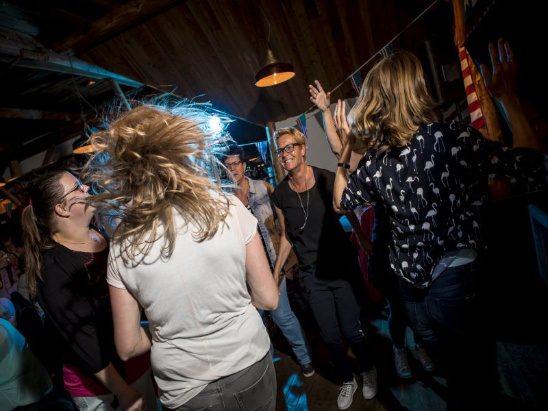 Themafeest Country & Western - Olivier Events
