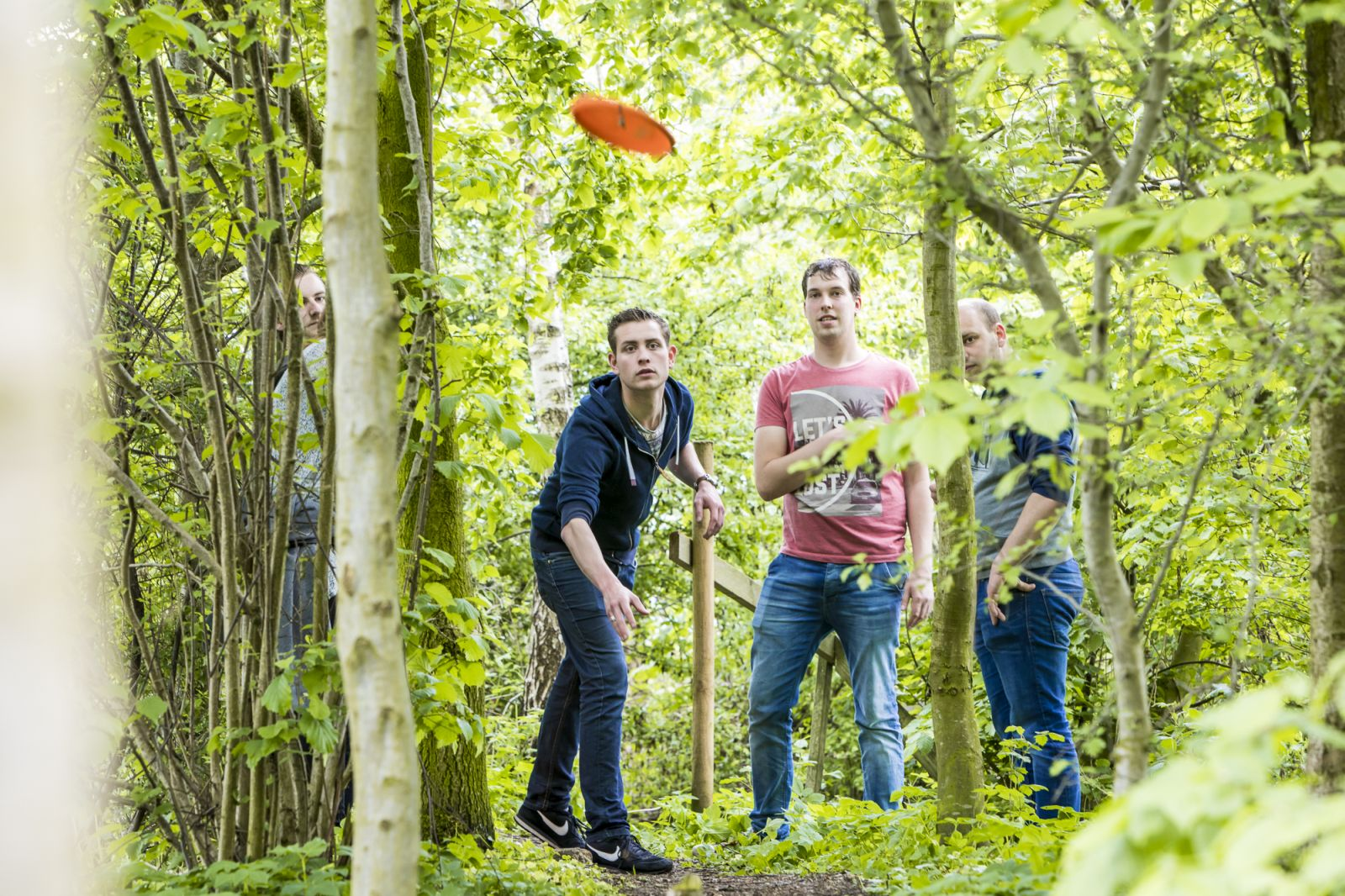 Disc Golf - Olivier Events