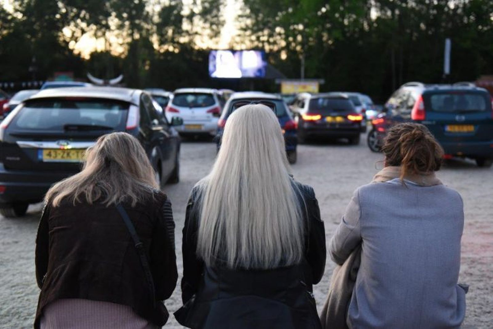 Drive-In Movie Night - Olivier Events