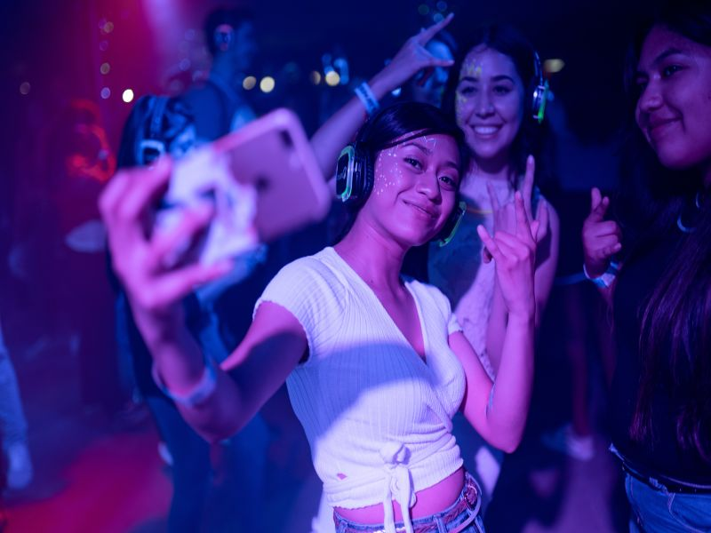 Silent Disco - Olivier Events