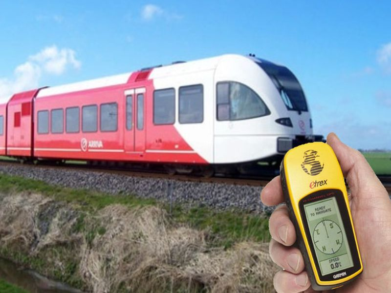 GPS Escape: Treindropping - Olivier Events