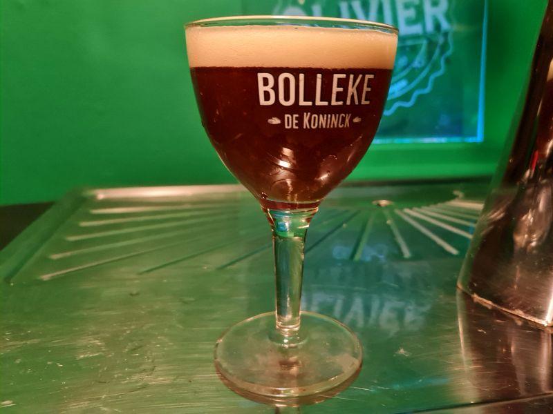 Bolleke De Koninck - Café Olivier