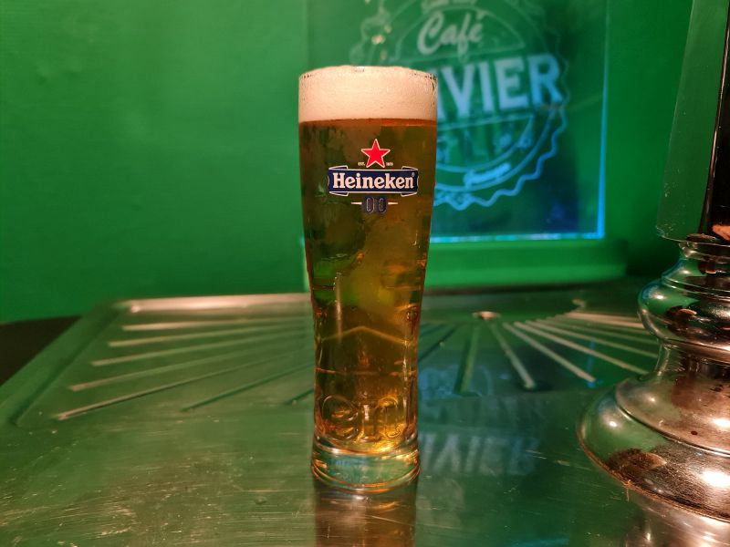 Heineken 0.0 - Café Olivier