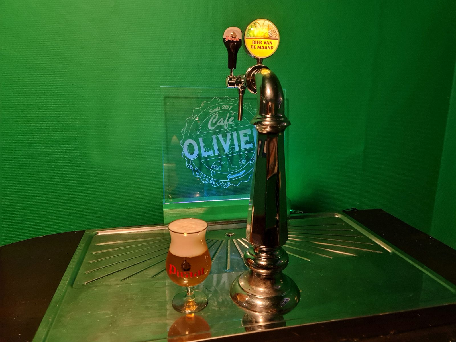Piraat - Café Olivier