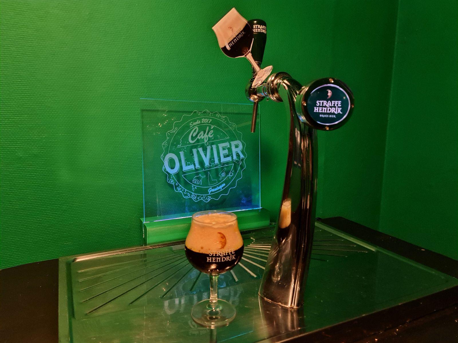Straffe Hendrik Quadrupel - Café Olivier