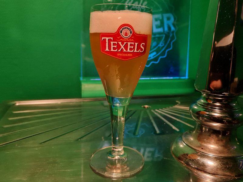 Texels Blond - Café Olivier