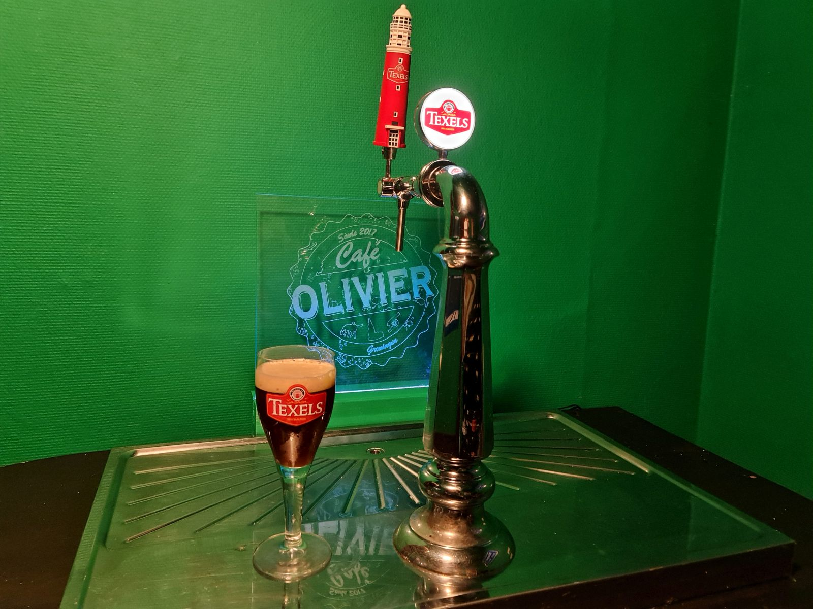 Texels Stormbock - Café Olivier