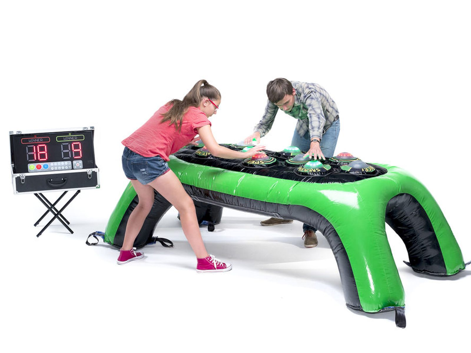 Interactive Play System Game Table - Attractieverhuur Olivier
